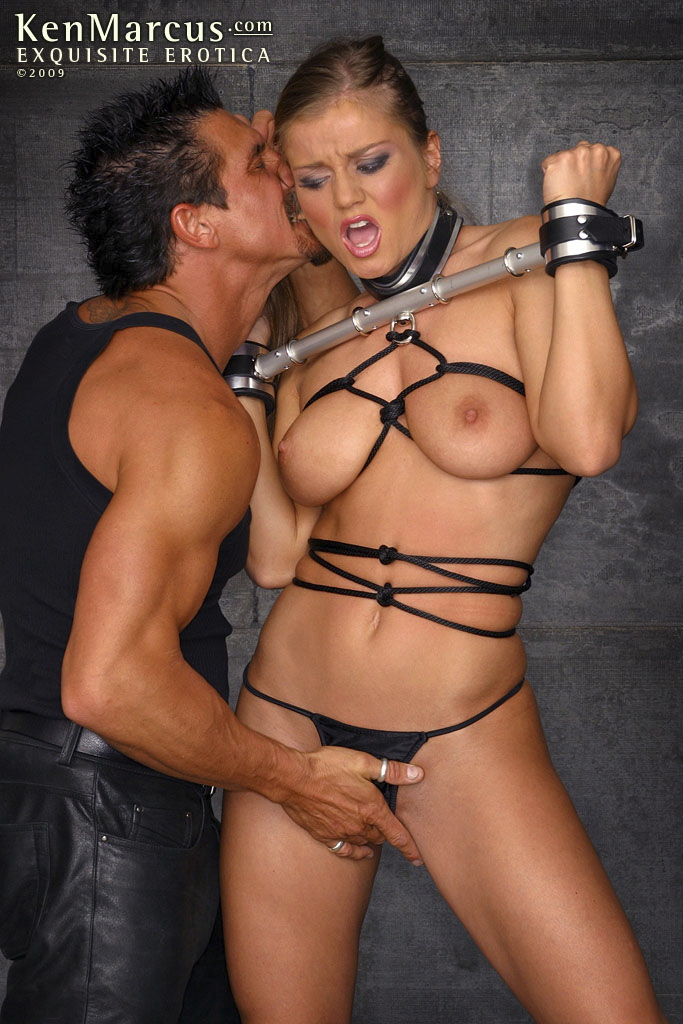 Rita Faltoyano and Tommy Gunn BDSM Hardcore